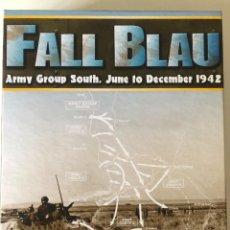 Juegos de mesa: FALL BLAU: ARMY GROUP SOUTH, JUNE TO DECEMBER 1942. Lote 253874790