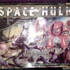 Juegos de mesa: ANTIGUO JUEGO SPACE HULK (NO COMPLETO). Lote 254018820