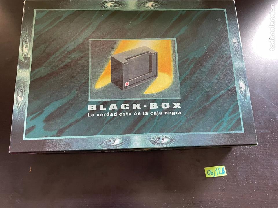 Juegos de mesa: BLACK BOX LA VERDAD ESTA EN LA CAJA NEGRA - Foto 2 - 254157265