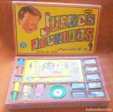 Giochi da tavolo: JUEGOS REUNIDOS GEYPER 35 - COMPLETOS CON TODO ORIGINAL EN MUY BUEN ESTADO - VERSIÓN AÑO 1968. Lote 254179070