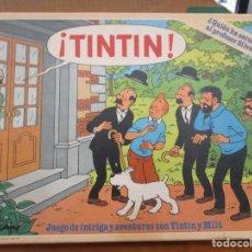 Juegos de mesa: JUEGO DE MESA TINTIN Y MILU - - EDUCA - COMPLETO Y EN BUEN ESTADO - 1988. Lote 254777740