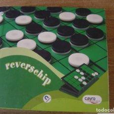 Juegos de mesa: REVERSCHIP. MAGNÉTICO. JUGUETES CAYRO SL. PRECINTADO !. Lote 254828925