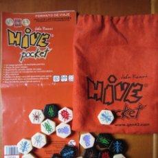 Juegos de mesa: HIVE POCKET (FORMATO DE VIAJE) (GEN 42). Lote 254837525
