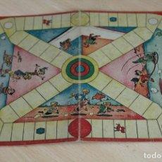Juegos de mesa: TABLERO DE JUEGOS REUNIDOS GEYPER. AÑOS 60. JUEGO INFANTIL KE-TE-KO-JO. 23 X 32 CM. Lote 255430770