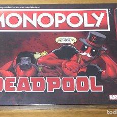 Jeux de table: MONOPOLY DEADPOOL - HASBRO. Lote 255532390