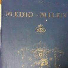 Juegos de mesa: JUEGO MEDIO MILENIO, 500 ANIVERSARIO DEL DESCUBRIMIENTO DE AMÉRICA 1992,AÑO 1988. Lote 255645695