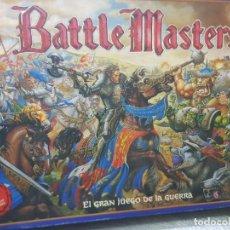 Juegos de mesa: JUEGO ANTIGUO DE MESA BATTLE MASTERS DE MB EN CAJA ORIGINAL Y MANUAL DE INSTRUCCIONES. Lote 257541695