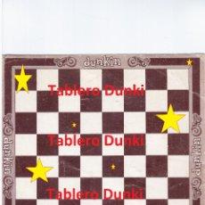 Juegos de mesa: TABLERO AJEDREZ DUNKI (FORMATO PDF). Lote 257546830
