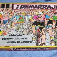 Jogos de mesa: MUY DIFICIL JUEGO DE MESA DEMARRAJE DE JUMBO AÑO 1991 EN MUY BUEN ESTADO. Lote 257602990