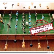 Juegos de mesa: FUTBOLÍN ORIGINAL AÑO 40-50 CELTA DE VIGO - DEPORTIVO DE LA CORUÑA. Lote 174308487