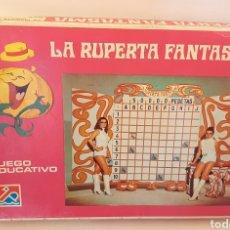 Juegos de mesa: LA RUPERTA FANTASMA JUEGO DE MESA DALMAU ESPAÑA. Lote 257772805