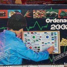Juegos de mesa: JUEGO DE MESA ORDENADOR 2002 - JUEGO DE PREGUNTAS Y RESPUESTAS. Lote 257774515