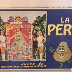Juegos de mesa: LA PERA JUEGO DE MESA DALMAU ESPAÑA. Lote 257777695