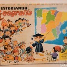 Juegos de mesa: ESTUDIANDO GEOGRAFÍA PSE ESPAÑA. Lote 257867560