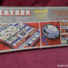 Juegos de mesa: JUEGO SCATRON SOLAR. Lote 257951840