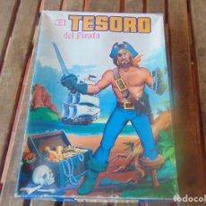 Juegos de mesa: JUEGO EL TESORO DEL PIRATA. Lote 259027015