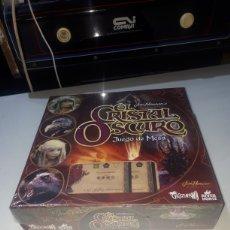 Juegos de mesa: EL CRISTAL OSCURO JUEGO DE MESA JIM HENSONS NUEVO PRECINTADO. Lote 259284625