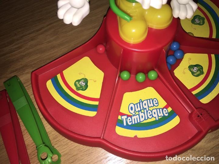 Juegos de mesa: JUEGO QUIQUE TEMBLEQUE DE MB - Foto 6 - 260754475