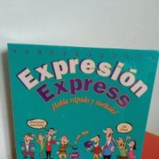 Juegos de mesa: JUEGO EXPRESIÓN EXPRESS CON TEMPORIZADOR.MB 1996.NUEVO EN CAJA SIN ABRIR.. Lote 261849045