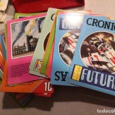 Juegos de mesa: 49 CARTAS CRÓNICAS DEL JUEGO EL TUNEL DEL TIEMPO DE FEBER JUEGOS. Lote 261935710