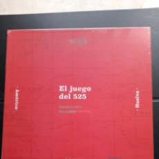 Juegos de mesa: EL JUEGO DEL 525 ANIVERSARIO DESCUBRIMIENTO AMERICA TRIVIAL AMERICA. Lote 85131468