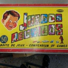 Juegos de mesa: JUEGOS REUNIDOS. Lote 262572825