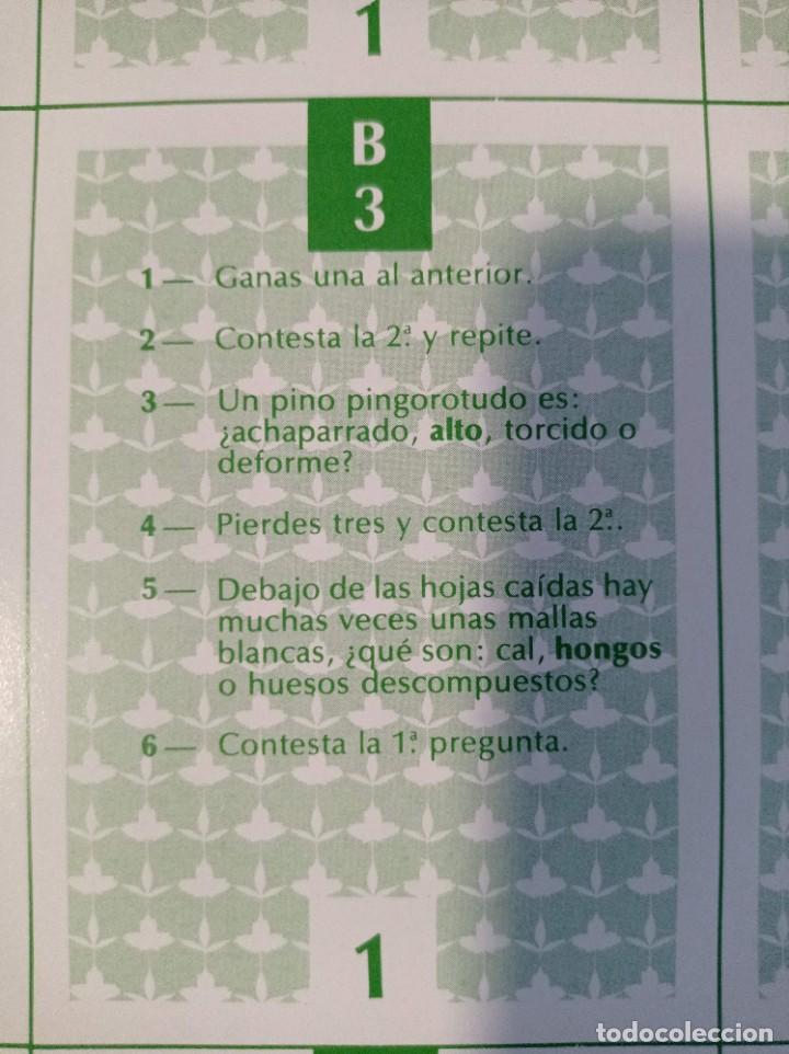 Juegos de mesa: JUEGO DE MESA CON 360 FICHAS DE ARBOLES DE LA DIPUTACION DE ALICANTE COMPLETO - Foto 5 - 262651755