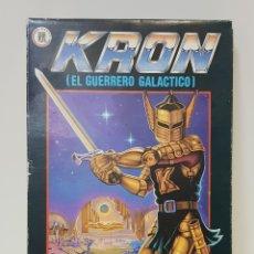 Juegos de mesa: KRON (EL GUERRERO GALACTICO) / COMPLETO / JUEGO DE MESA VINTAGE. Lote 263063615