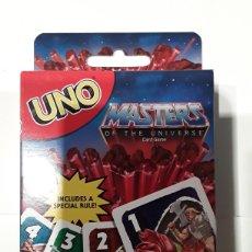 Jogos de mesa: JUEGO UNO MASTERS DEL UNIVERSO. Lote 263922955