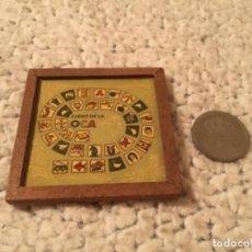 Juegos de mesa: JUEGO DE LA OCA EN SUPER MINIATURA. Lote 264482584