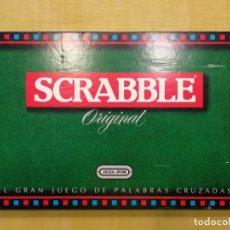 Juegos de mesa: SCRABBLE ORIGINAL. Lote 265354464
