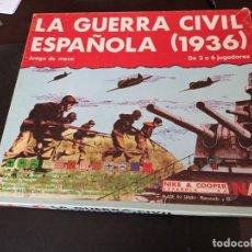 Juegos de mesa: WARGAME NAC LA GUERRA CIVIL ESPAÑOLA. Lote 265815294