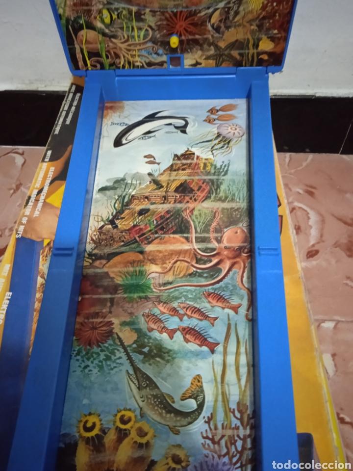 Juegos de mesa: Juego de mesa torpedo airmag años 70 - Foto 2 - 266327258