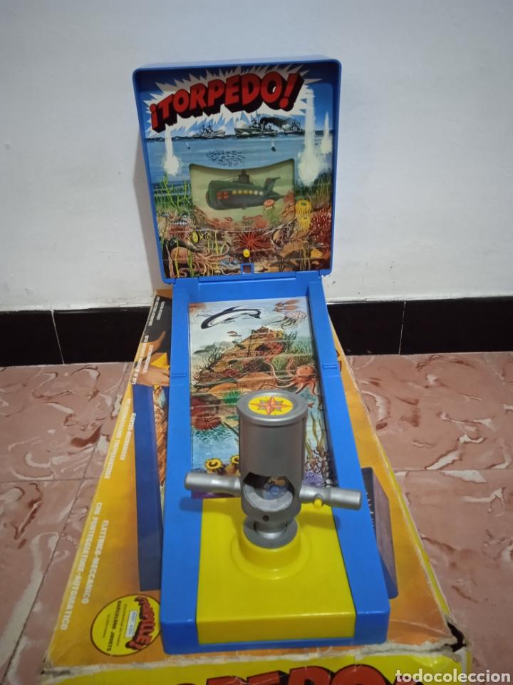 Juegos de mesa: Juego de mesa torpedo airmag años 70 - Foto 7 - 266327258
