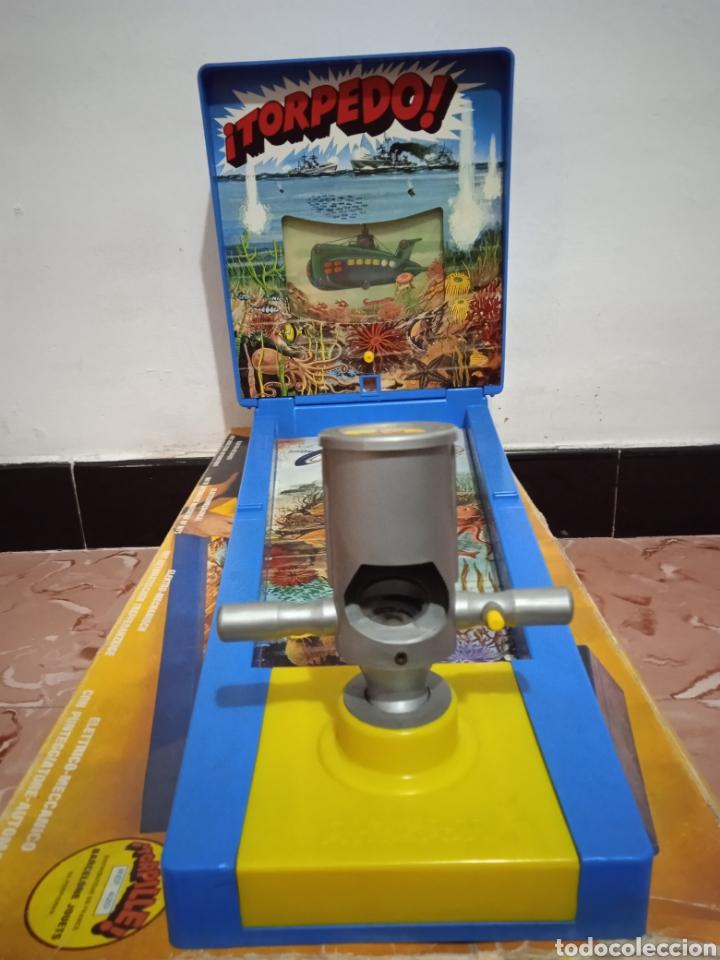 JUEGO DE MESA TORPEDO AIRMAG AÑOS 70 (Juguetes - Juegos - Juegos de Mesa)
