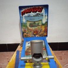 Juegos de mesa: JUEGO DE MESA TORPEDO AIRMAG AÑOS 70. Lote 266327258