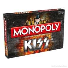 Juegos de mesa: MONOPOLY KISS. Lote 266378293
