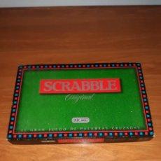 Juegos de mesa: SCRABBLE. EL GRAN JUEGO DE LAS PALABRAS CRUZADAS. Lote 266560328