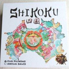 Juegos de mesa: SHIKOKU. Lote 266571858