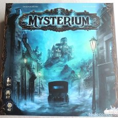 Juegos de mesa: MYSTERIUM + 2 EXPANSIONES (SECRETS & LIES Y HIDDEN SIGNS). Lote 266574423