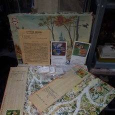 Jogos de mesa: JUEGO DE MESA LA GRAN CACERIA DE EDUCA RAVENSBURG LEER DESCRIPCION. Lote 267350924