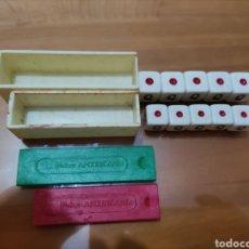 Juegos de mesa: DADOS POKER AMERICANO.. Lote 267420859