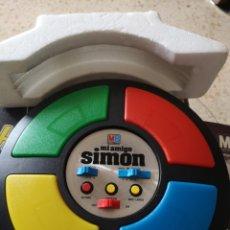 Jeux de table: MI AMIGO SIMON, MB ELECTRÓNIC 1978. Lote 267754394