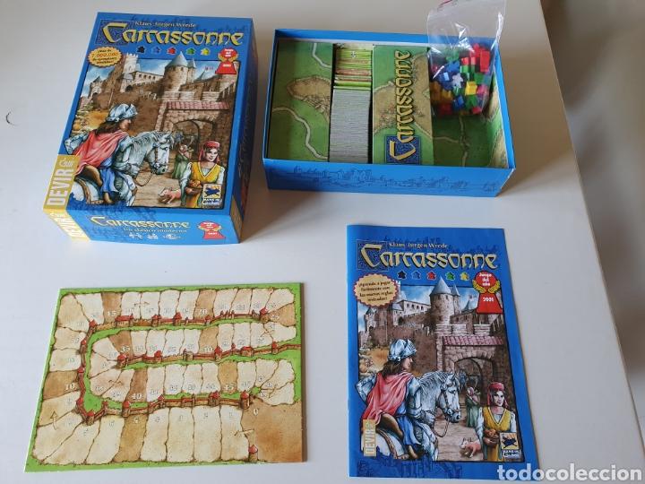 Juegos de mesa: Juego De mesa CARCASSONE - Foto 6 - 267825149