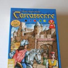 Juegos de mesa: JUEGO DE MESA CARCASSONE. Lote 267825149