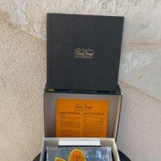Juegos de mesa: TRIVIAL PURSUIT 1982 JUEGO MAGISTRAL EDICION GENUS HORN ABBOT COMPLETO DISET 27X27CMS. Lote 267934109