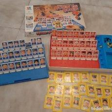 Jeux de table: ANTIGUO JUEGO QUIEN ES QUIEN DE MB 1986 COMPLETO JUGUETE EL JUEGO DE LA CARA MISTERIOSA. Lote 268128589