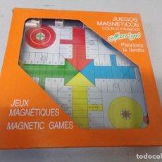 Juegos de mesa: JUEGO MAGNETICOS MARIGO PARCHIS. Lote 268401544