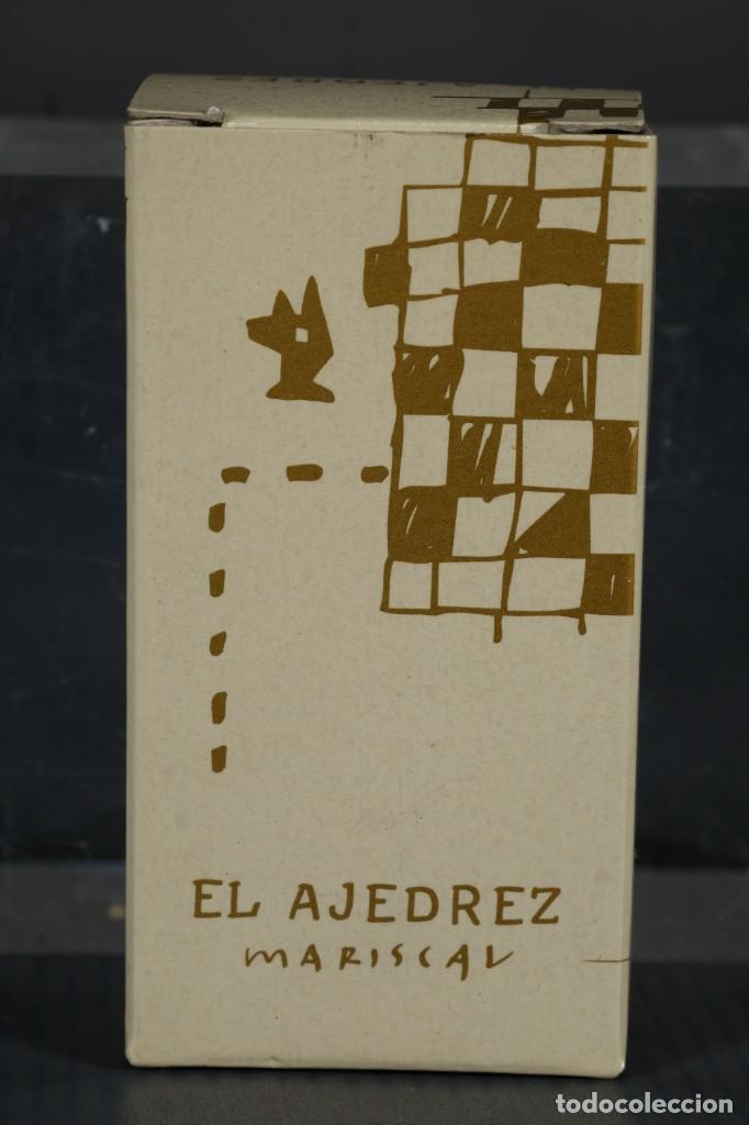 Juegos de mesa: Figura de Torre para El ajedrez Mariscal - en su caja - Foto 2 - 268453794