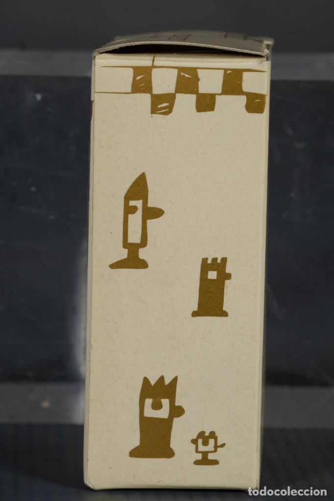 Juegos de mesa: Figura de Torre para El ajedrez Mariscal - en su caja - Foto 3 - 268453794